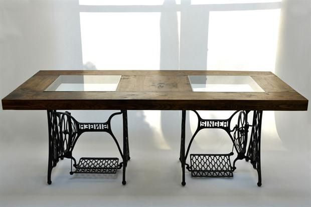 De máquina de coser a mueble para la casa: la historia de la máquina ...