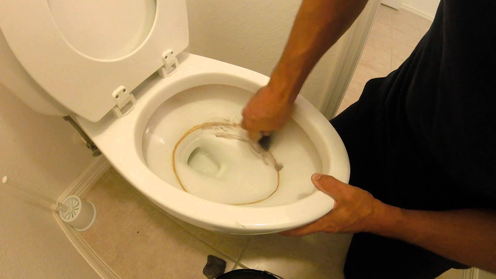 How To Remove Stubborn Toilet Buildup Calcium Deposits Calcium Deposits Calcium Remover Toilet