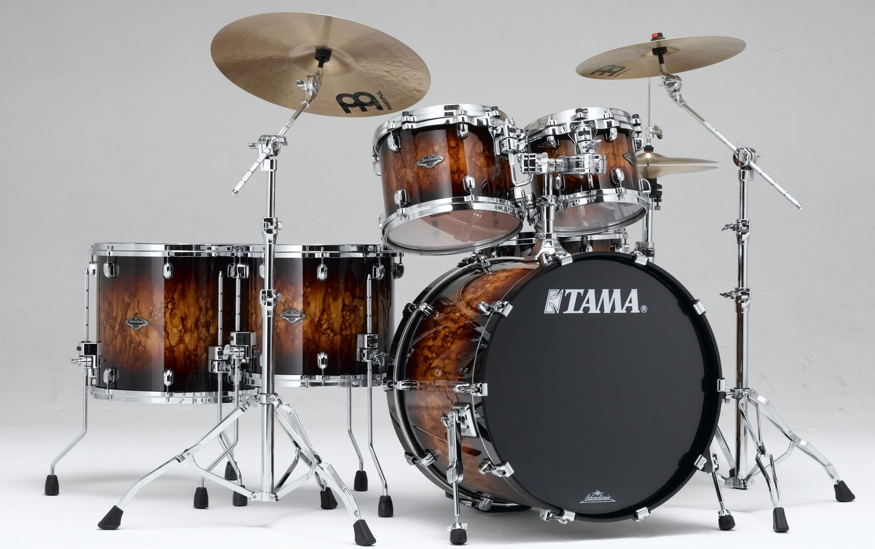 Tama Starclassic Performer B/B Lacquer 5-piece Shell Pack