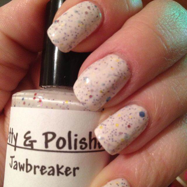 Pretty and Polished Jawbreaker...gorgeous!!! | My nails | Pinterest ...