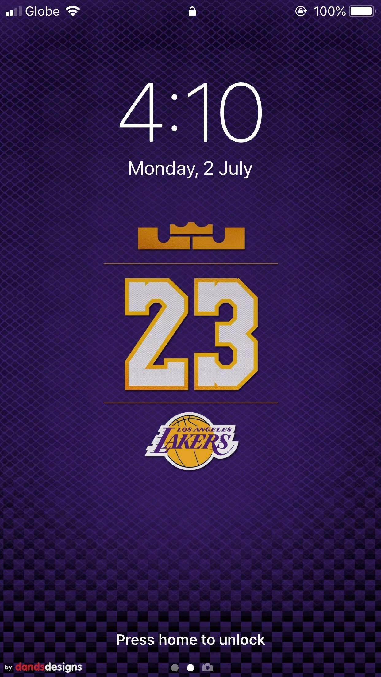 High Quality Lakers Wallpaper Iphone X