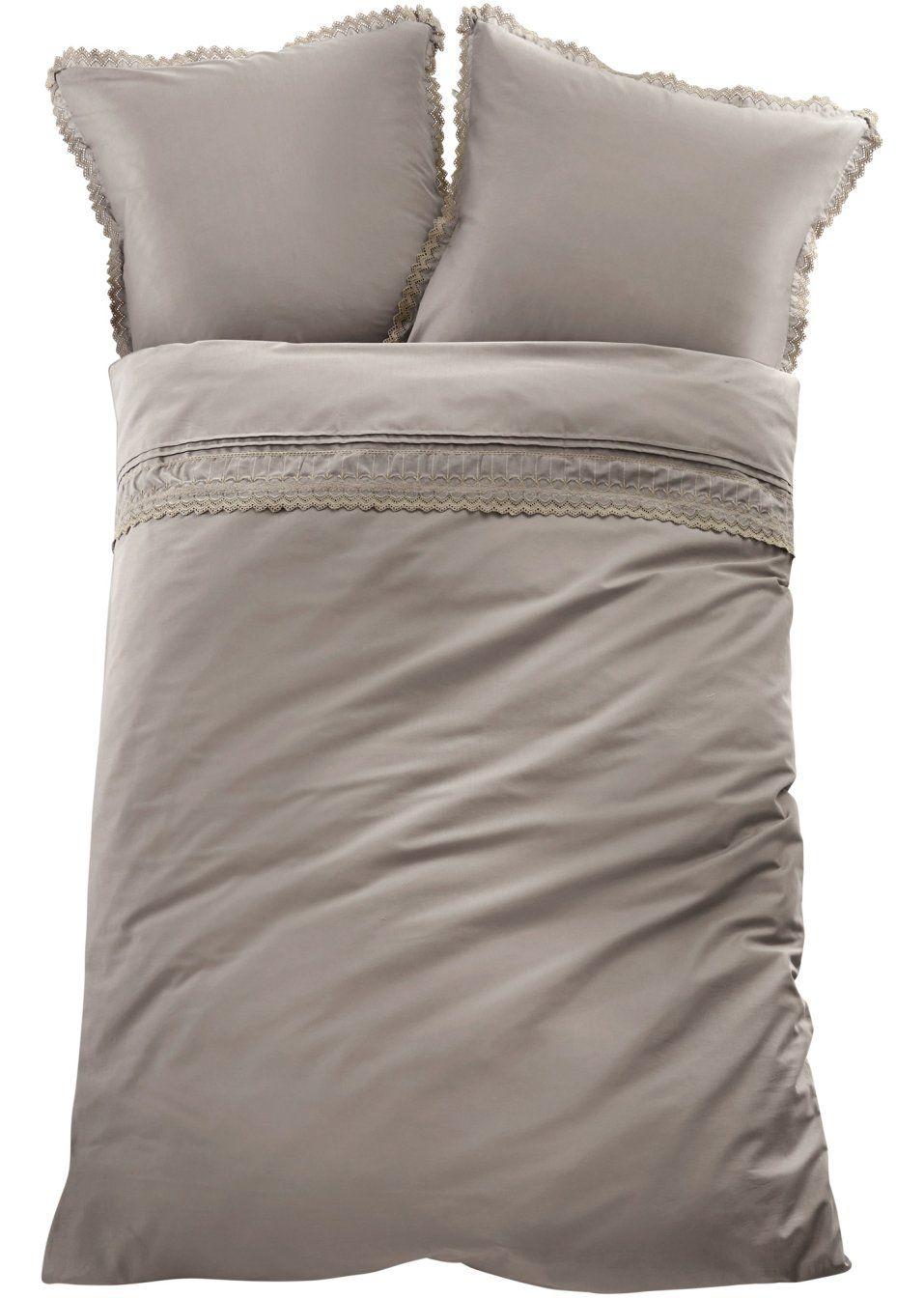 Bettwasche Mit Spitze Linon Bettwasche Bett Und Bettbezug