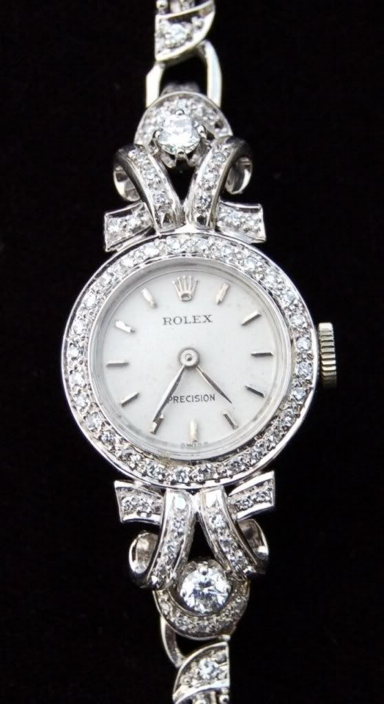Vintage Rolex Vintage Watches Women Fabulous Jewelry