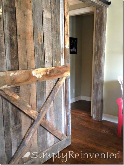 Barn Door After Barn Wood Barn Wood Projects Barn Wood Frames