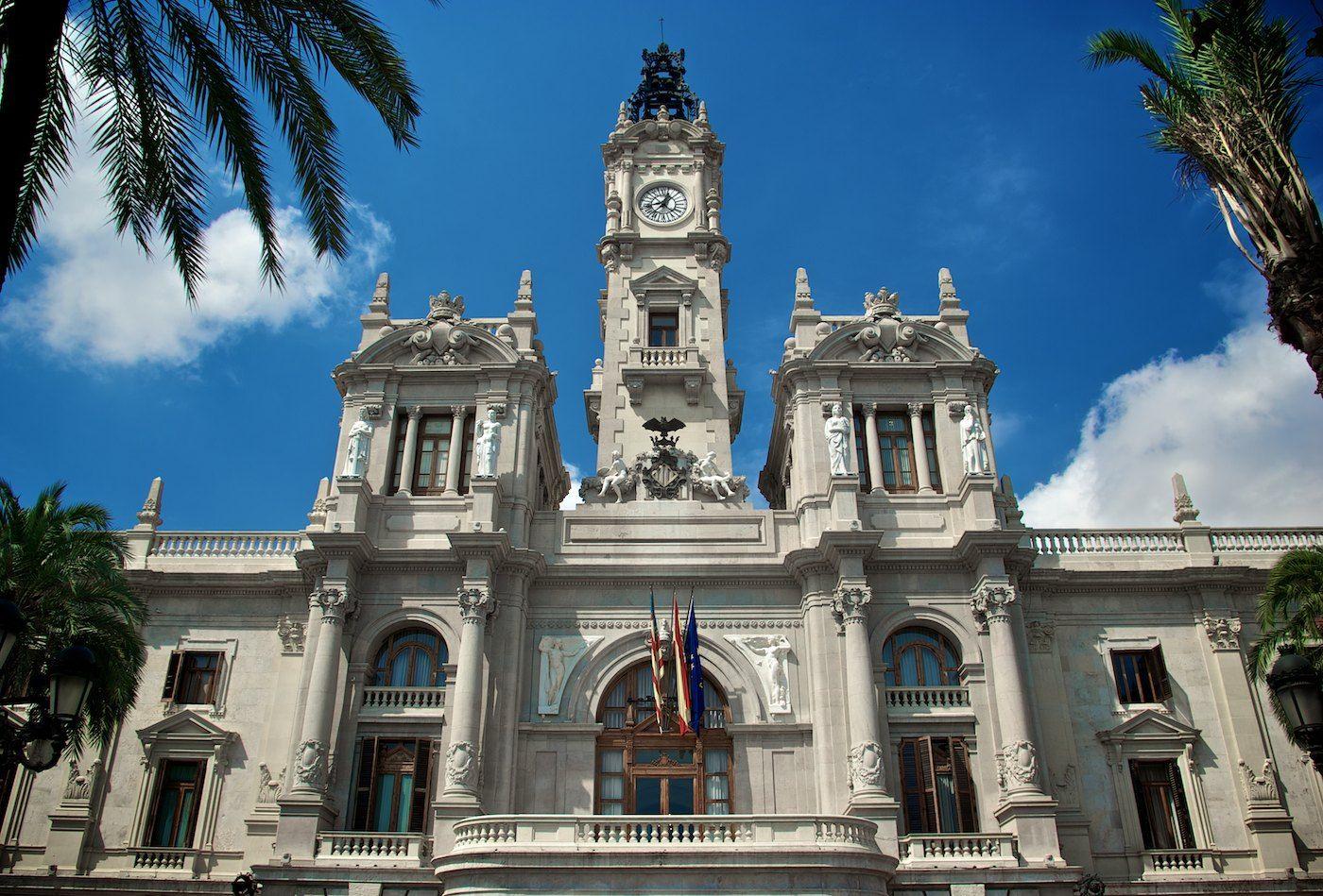 Испанская архитектура фото