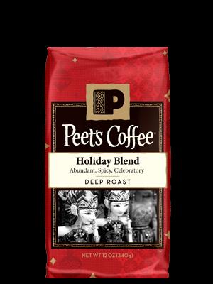 Holiday Blend 2013 Peet's Coffee & Tea Holiday blend