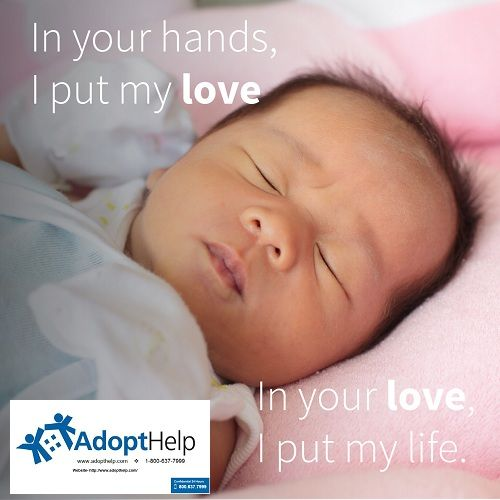 Adopt a baby.