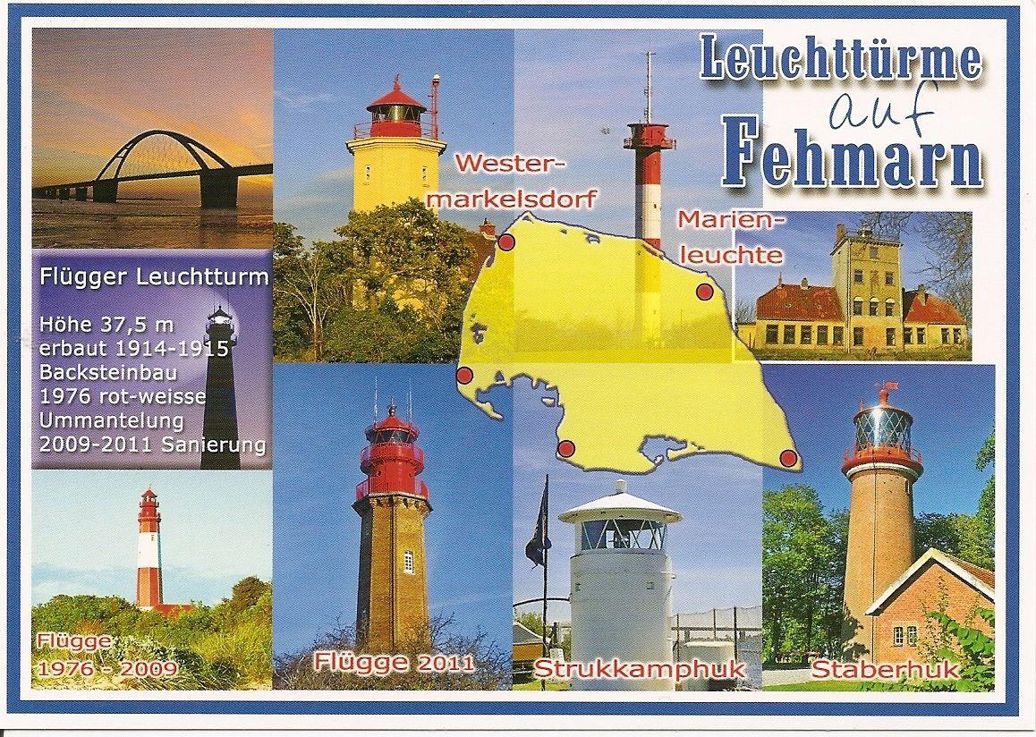 Faros de Alemania