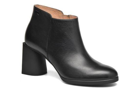 camper lea ankle boot dark gray