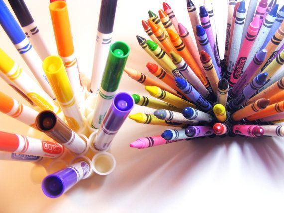 Coloring Book Organizer : Dinosaur coloring book bag crayon tote organizer
