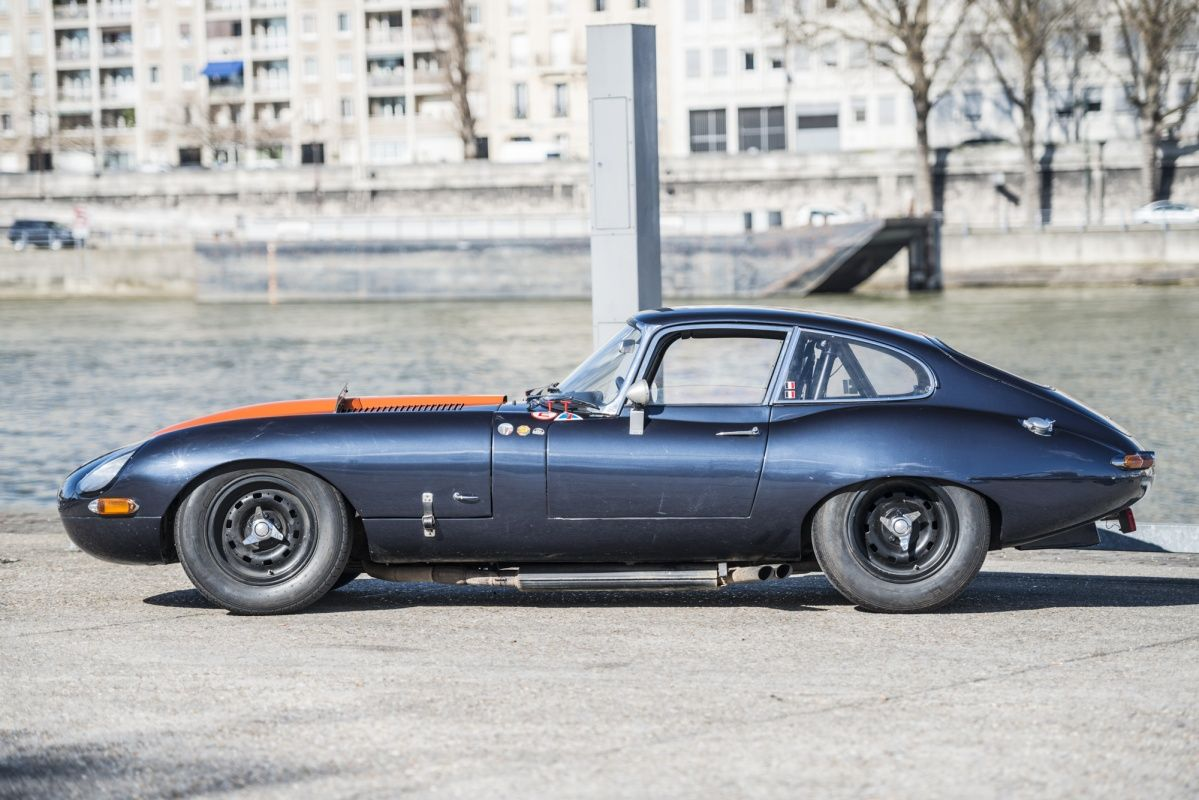 Pin by Adam Kovacs on Modified E-type | Pinterest | Collector cars ...