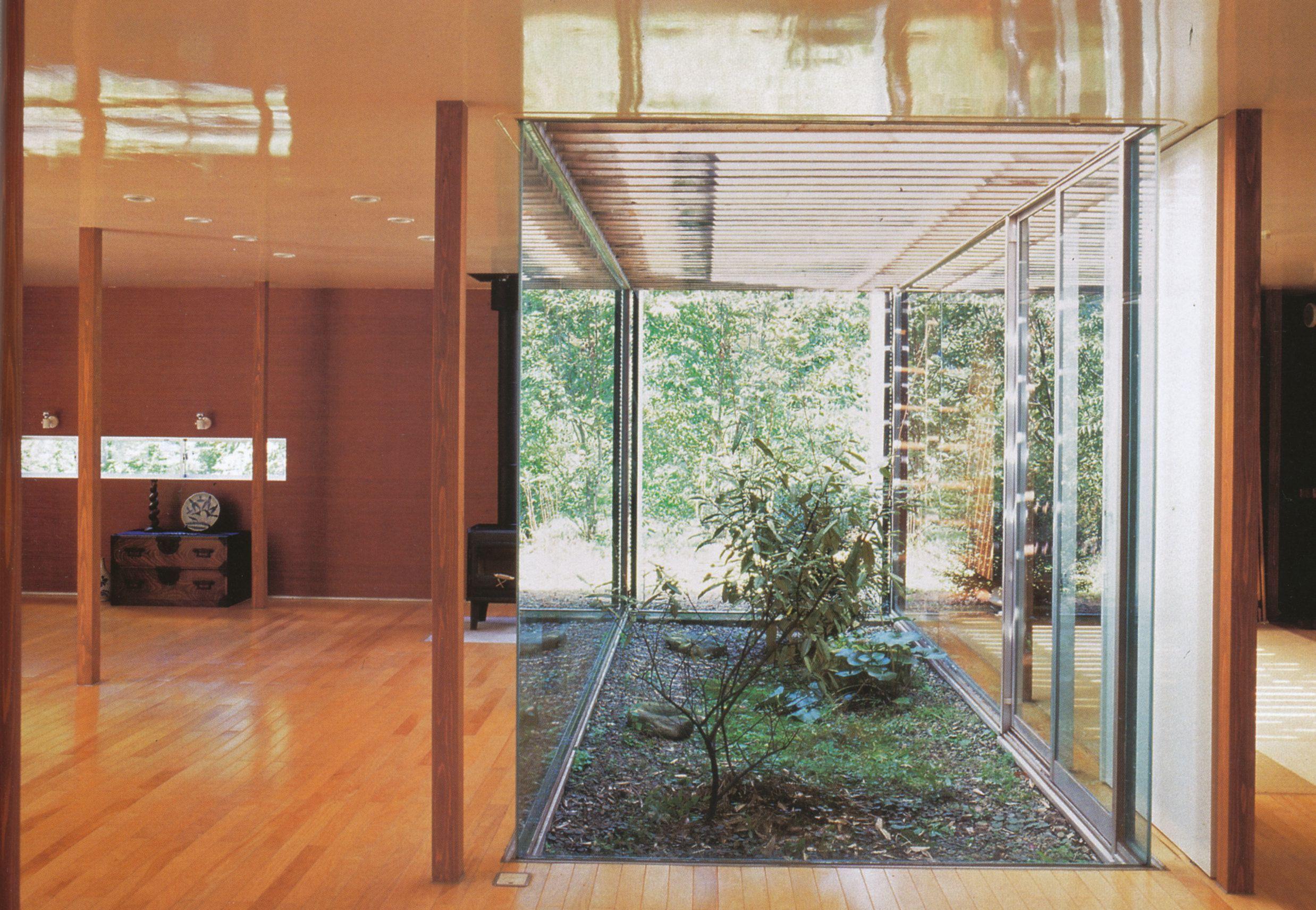 Ryue Nishizawa weekend house, Gunma, Japan Casa de fin