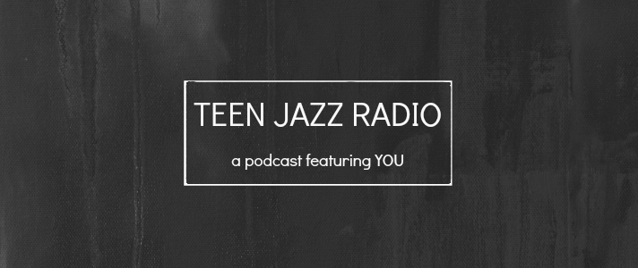 Okay, well maybe we didn't just start it, but the last two months it's grown immensely! What is Teen Jazz Radio? A few years ago we were approached by a radio station in Texas about partnering with...