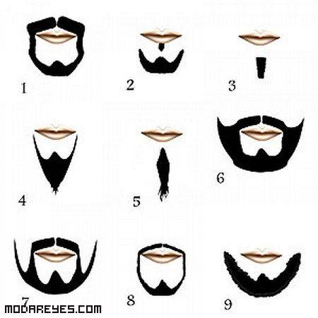 16 Imagenes de barbas de moda