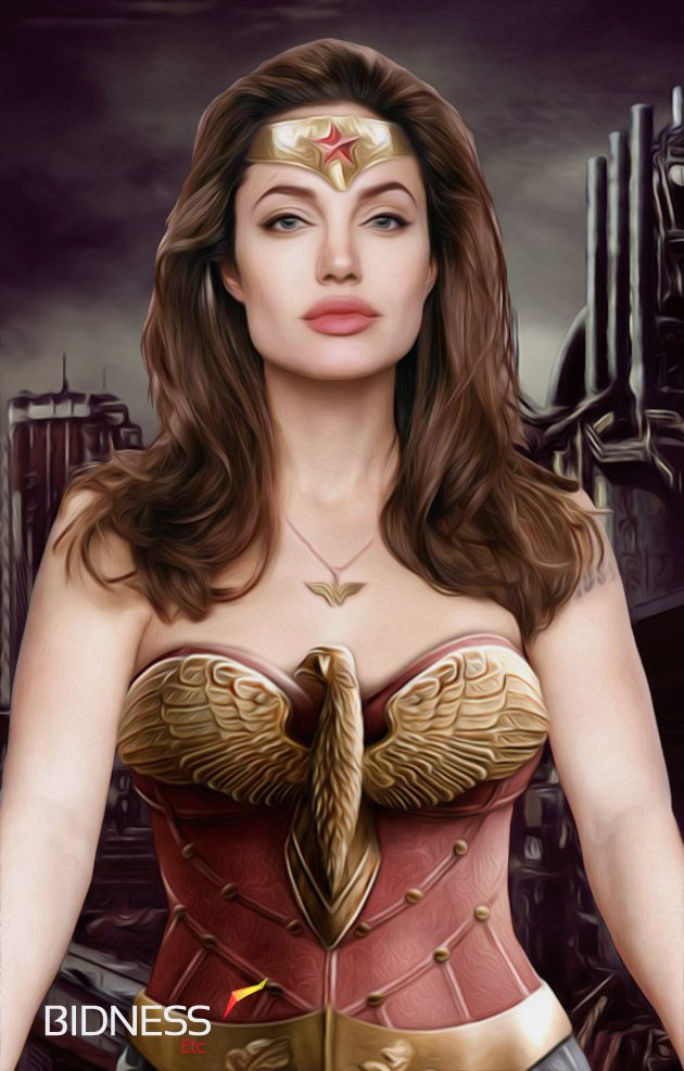Angelina Jolie Ww Morph Manip Check It Out Http Www Pinterest Com Meldarfranny Wonder Woman Marvel Girls Girl Superhero