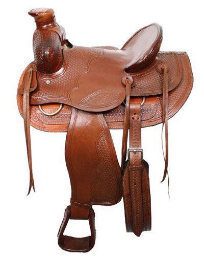 Buffalo Ranch Saddle - #026