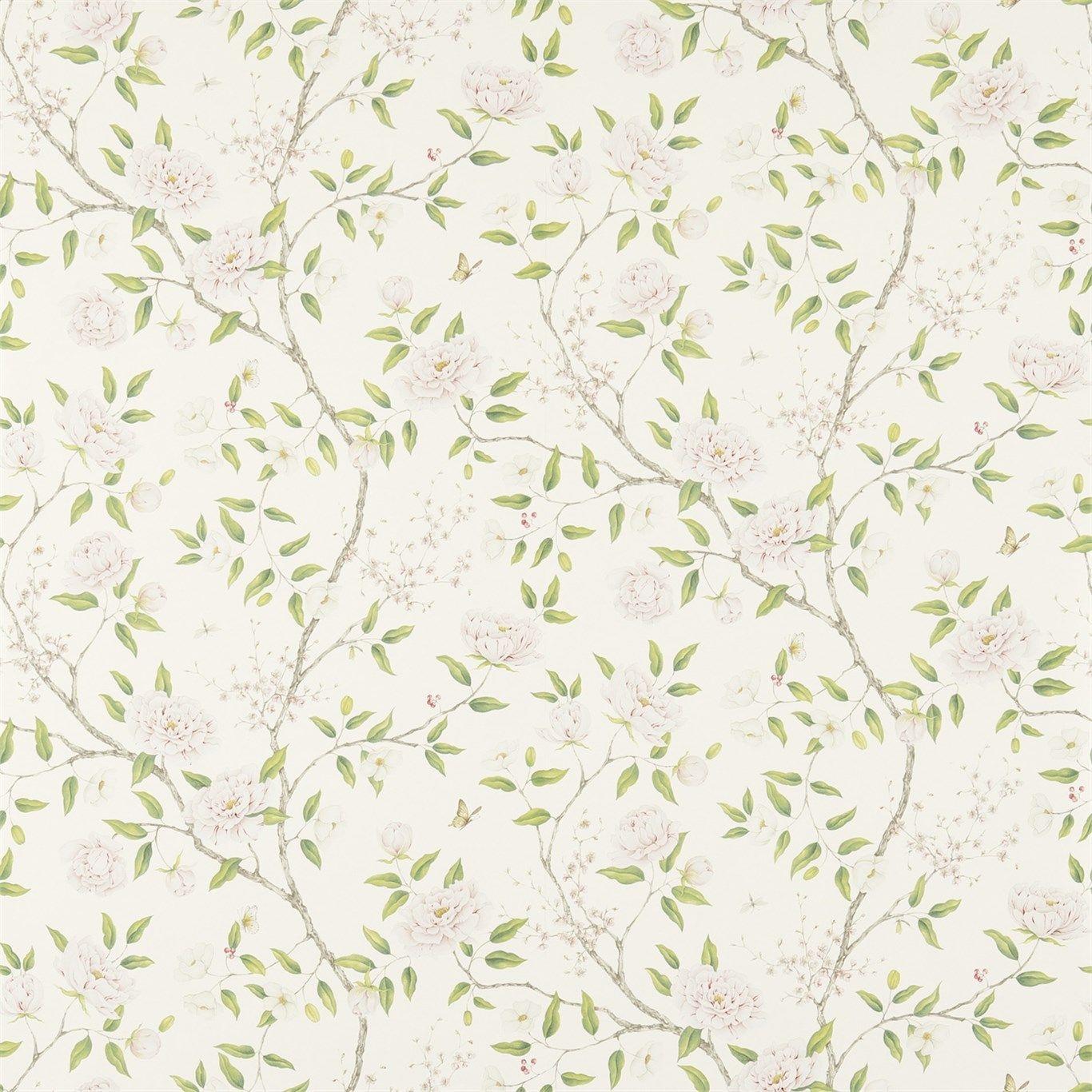 Romey'S Garden Wallpaper Tapet, Blommiga bakgrundsbilder