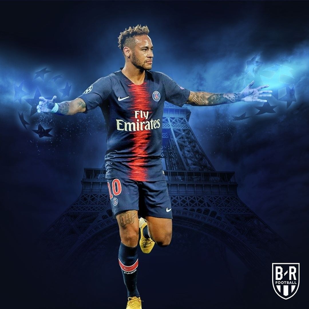 Two Goals In Two Minutes Neymar Lights Up Psg S Champions League