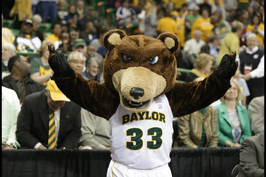 March Madness Mascots College Mascots Big 12 Basketball Ncaa
