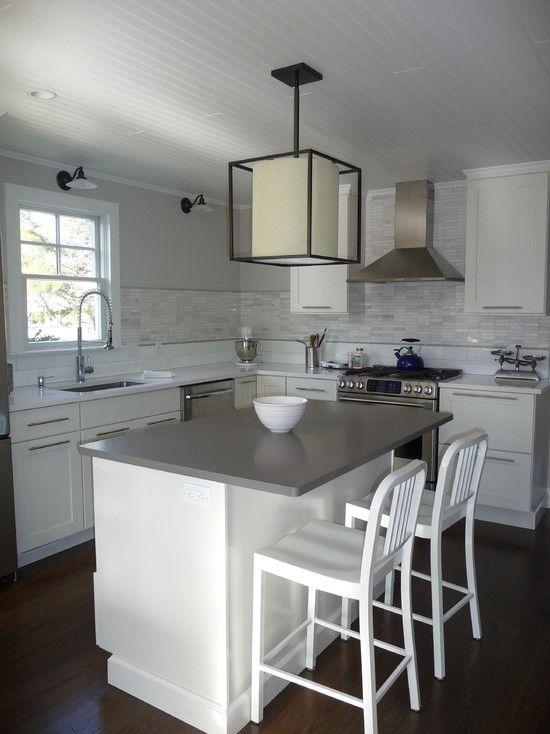 stylist design modern small kitchen ideas. Suzie  Kelley Gardener Home Stylist Beautiful beach cottage kitchen with beadboard ceiling Small Kitchen DesignsSmall KitchensModern