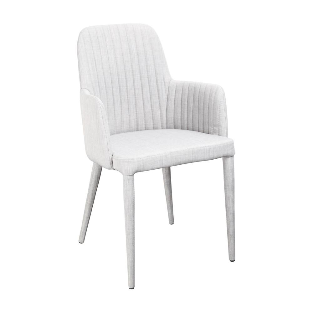 Chloe Armchair Light Grey