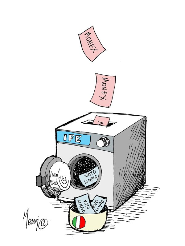 MONSI lavadora