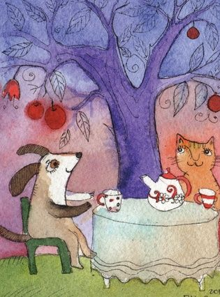 Tea for Two @ Storybird