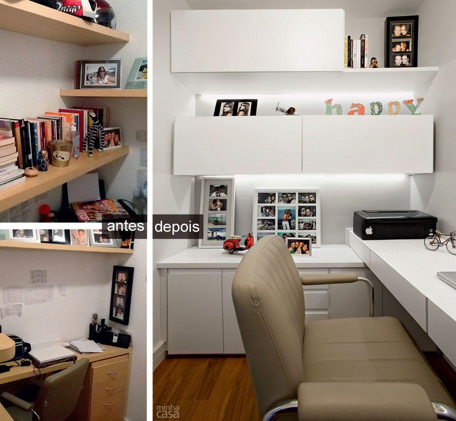Blogueira Reforma O Home Office Para Trabalhar Melhor Em Casa Part 84