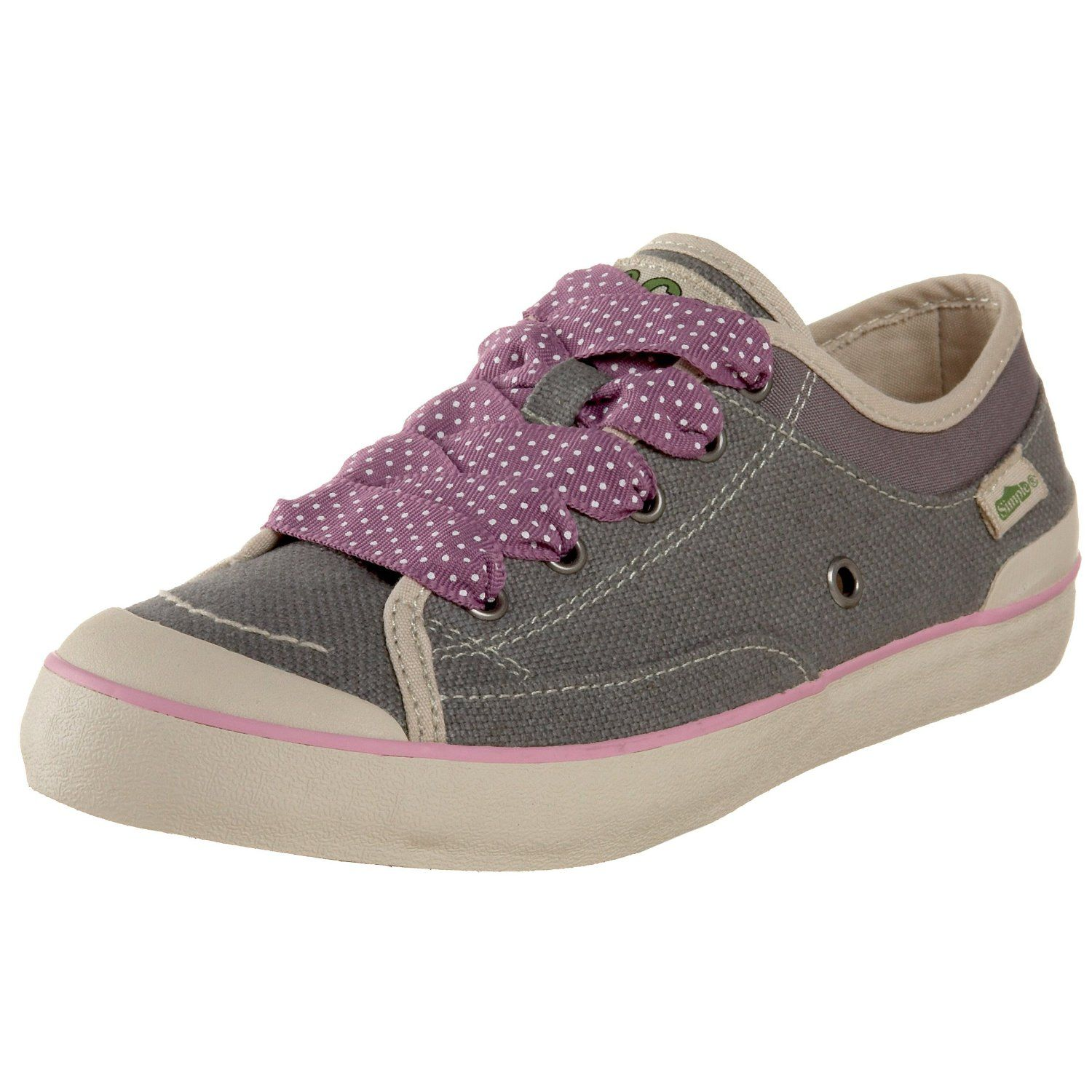 Simple Shoes Eco Sneaks - Hemp Organic Cotton Recycled