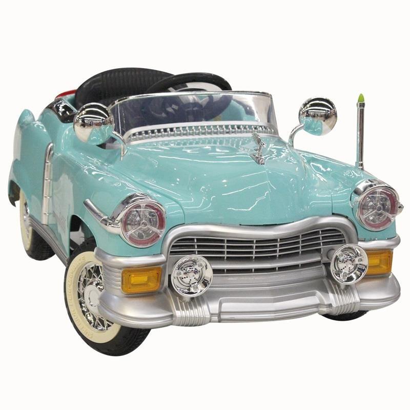 Denver Cars American 1956 Uzaktan Kumandalı Akülü Araba Mavi | 768 ...