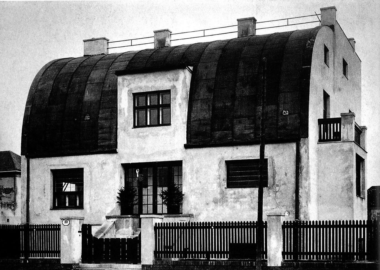 Villa Steiner / Adolf Loos (1910) Modern architecture