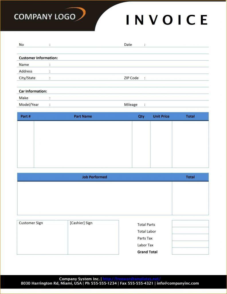 Purchasing Templates Unique Simple Invoice Templates General Purchase Invoice Template Simple