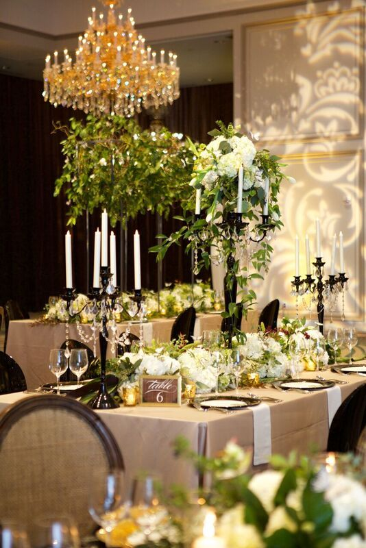 Matrimonio Bohemien Hotel : Ballroom at the grand bohemian hotel mountain brook wedding
