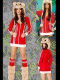 Da Bomb Hamster Complete Costume - LARGE