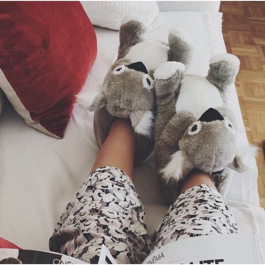 Zapatillas De Estar Por Casa Animales Koala Para Hombre Mujer Y Niño Sleeper Z