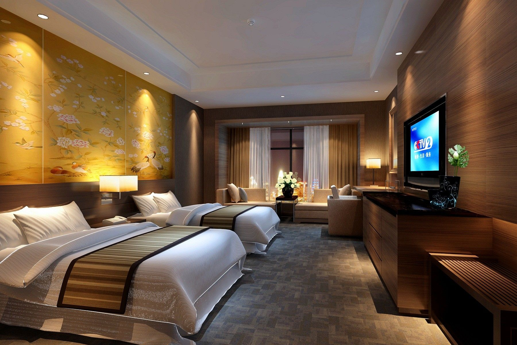 Hotel Bedroom Furniture As Living Room Furniture With