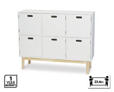 Kids 6 Cube Storage Cabinet Aldi Australia Viv Cube Storage