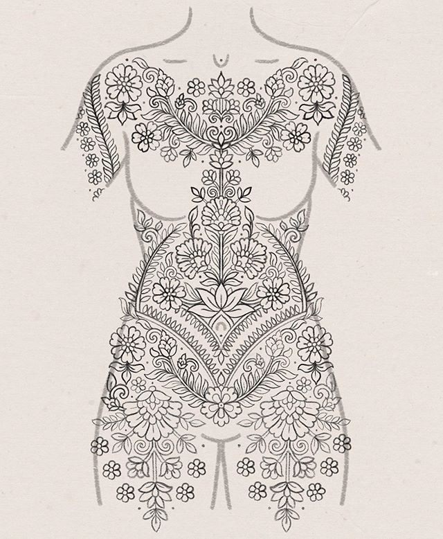 Search inspiration for an Ornamental tattoo