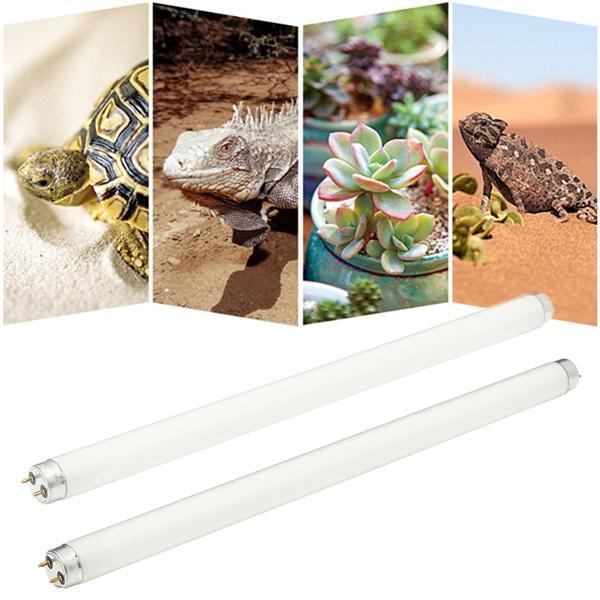 Us 9 86 T8 15w 45cm Reptile Pet Vivarium Fluorescent Tube Light Lamp Bulb Uvb 5 0 Uvb 10 0 Led Light Bulbs From Lights Lighting On Banggood Com