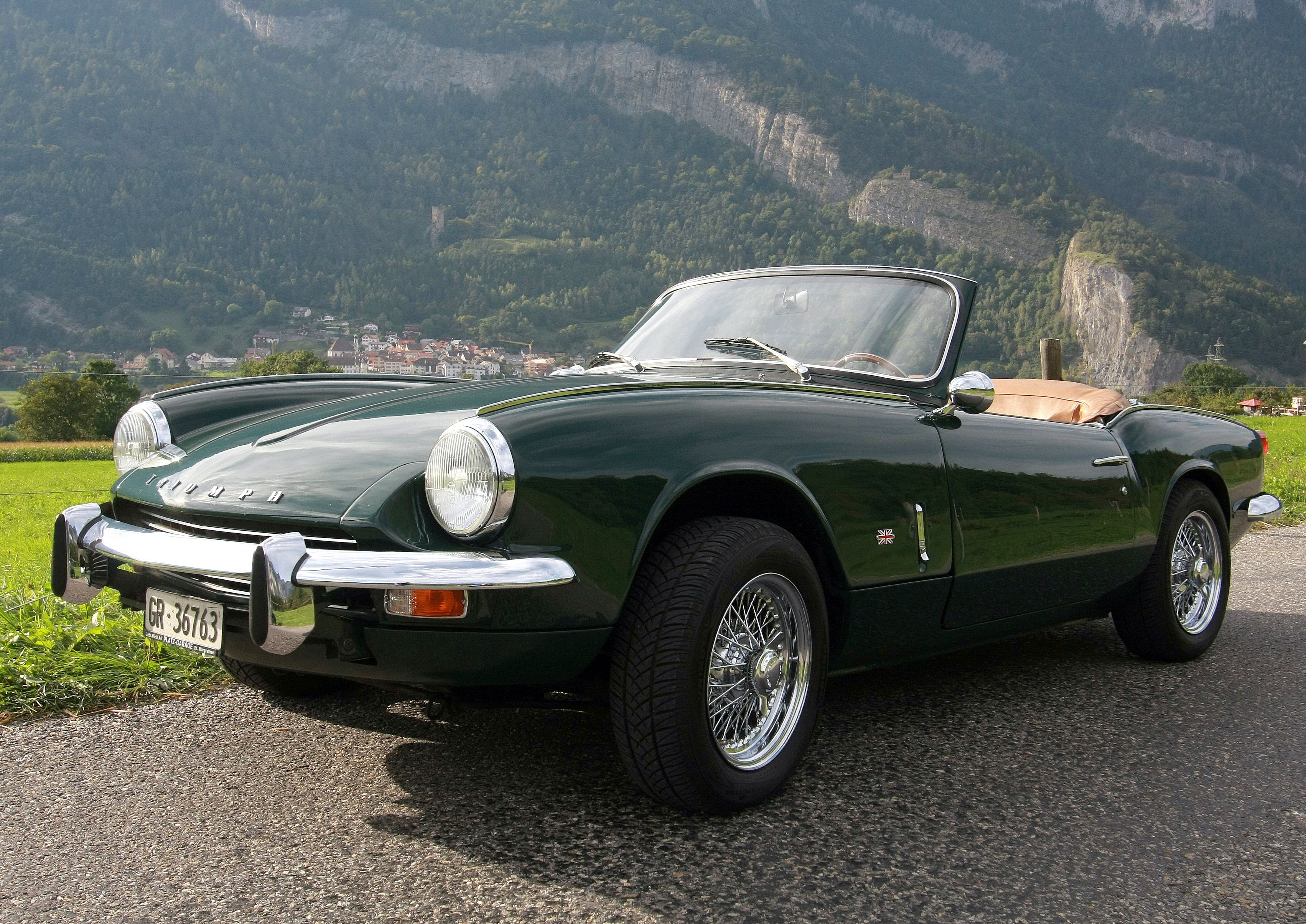 Front Right 3 | Triumph spitfire, Cars and Sports cars
