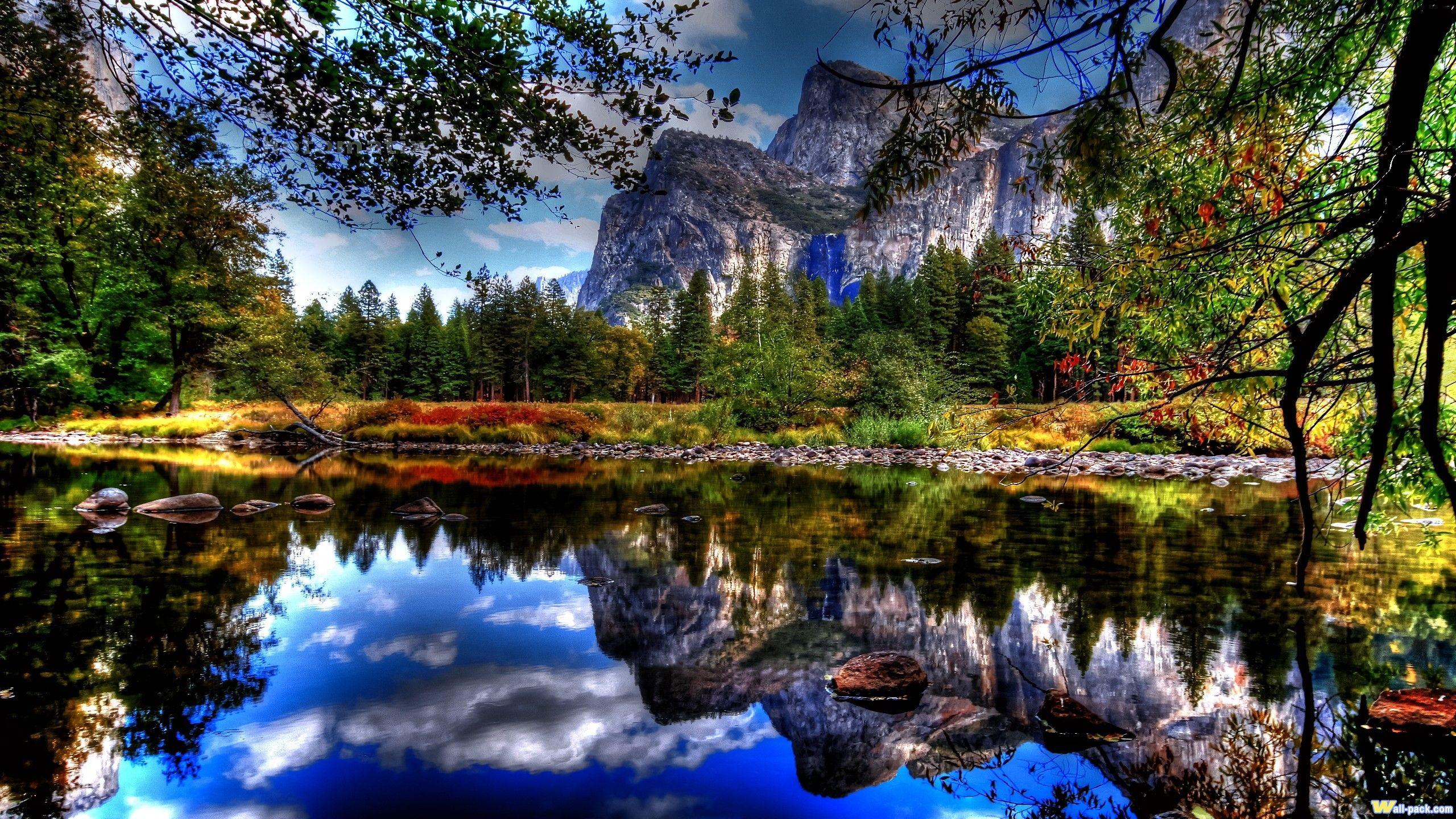 Wonderfulworldofnature Nature Yosemite National Park Nature Wallpaper