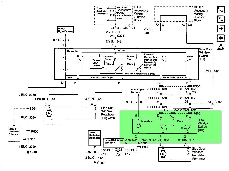medium resolution of 2001 chevy silverado power window wiring diagram superwowchannels2001 chevy silverado power window wiring diagram