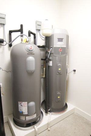 Ultimate Electric Hot Water Heater Setup Hybrid Water Heaters Heat Pump Geothermal Energy