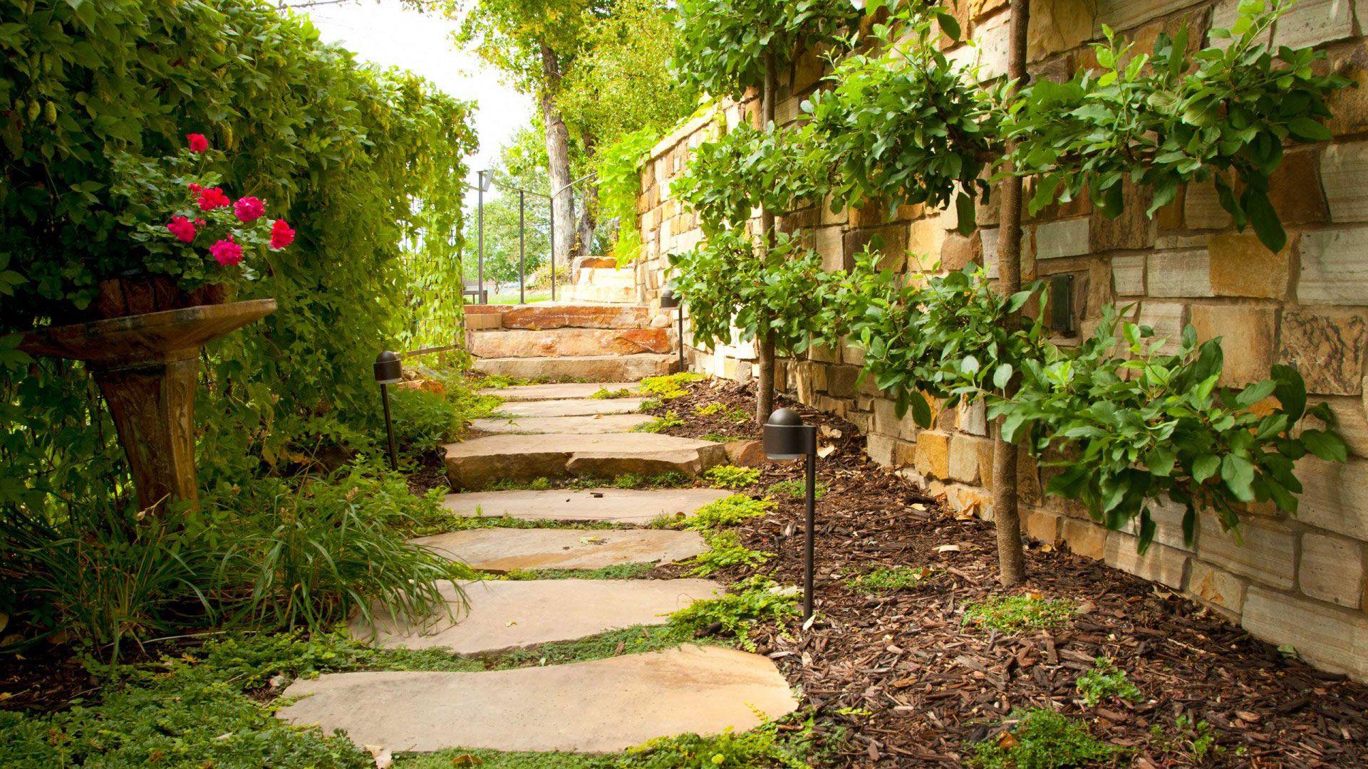 Walkways Paths Detailed Landscape Walkways Paths Garden Walkway Garden Paths
