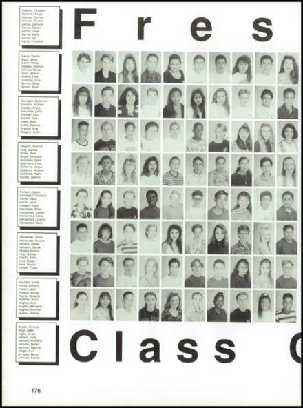 1993 Palm Springs High School Yearbook via Classmates.com