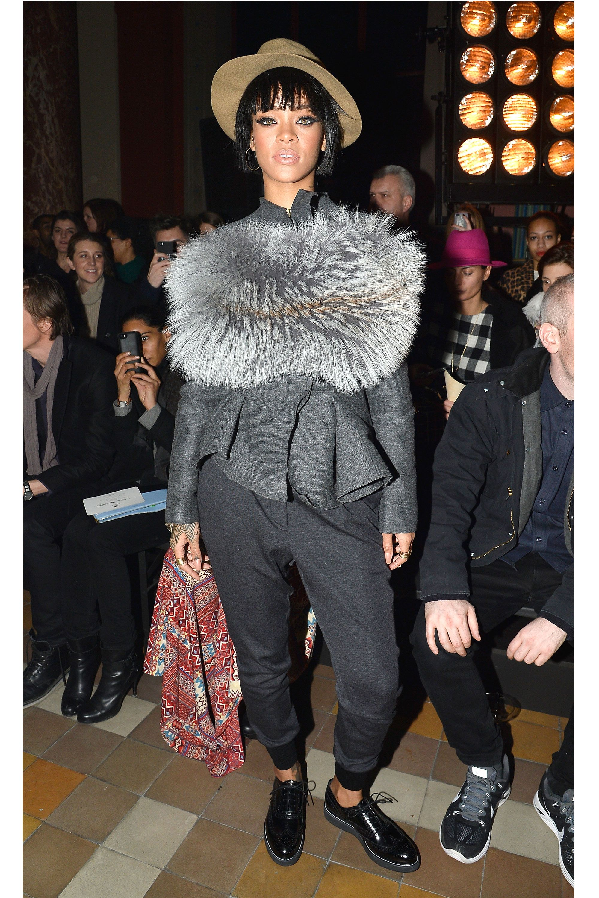 Rihanna Reigns in Paris: See All the Looks recommend