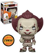 Funko Pop Movies It 472 Pennywise With Boat Chase