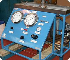 Pin On Hydro Test Pumps