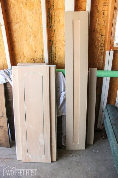 Update Cabinet Doors To Shaker Style For Cheap Pinterest Shaker