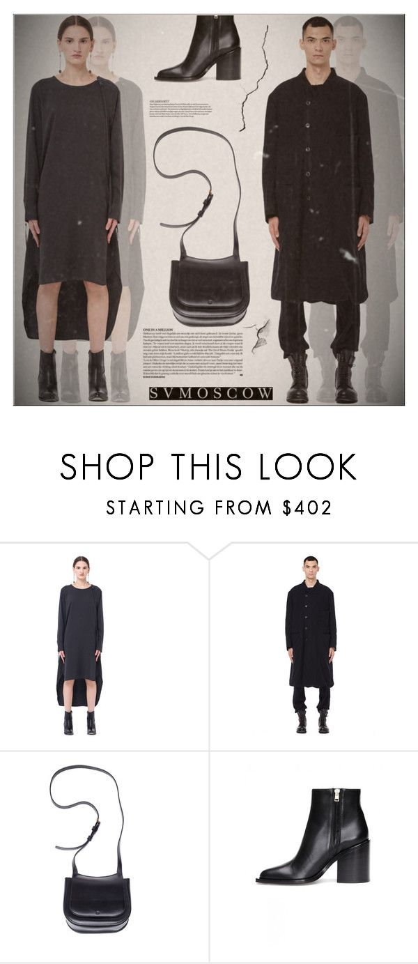 """""""svmoscow"""" by meyli-meyli ❤ liked on Polyvore featuring Y-3, Ziggy Chen, The Row and Marni"""